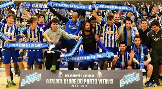Photo of FC Porto national handball champion