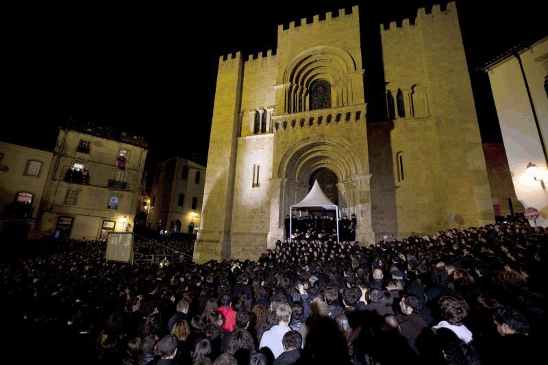 Photo of Burning of the Ribbons of Coimbra starts today with the Monumental Serenade