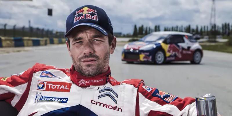 Photo of Sébastien Loeb on Rally Portugal