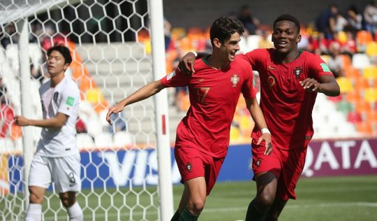 Photo of Entry whit a win in the U-20 World Cup
