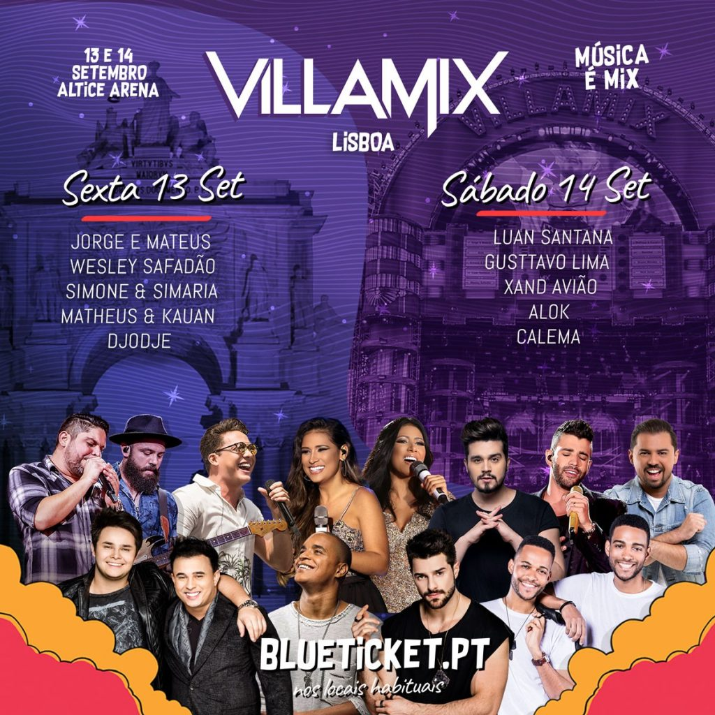 Photo of Villamix kicks off today in Lisbon