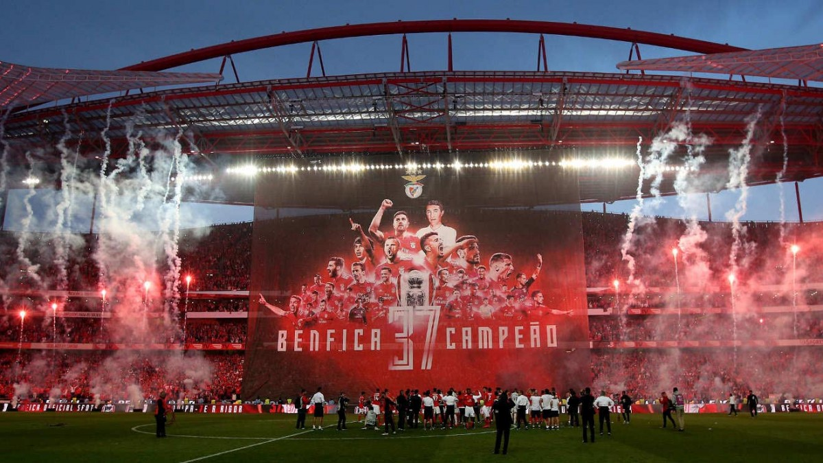 Photo of FIFA President congratulates Benfica on winning the national title