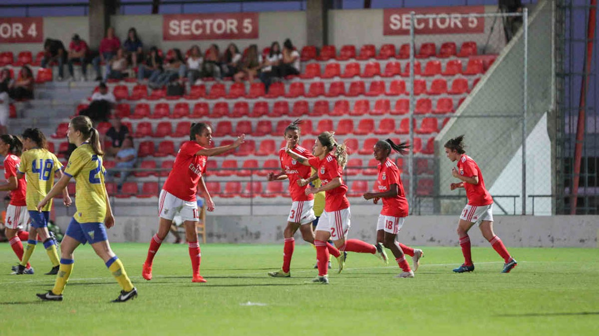 Photo of Benfica guarantees rise to the I League of portuguese women's football