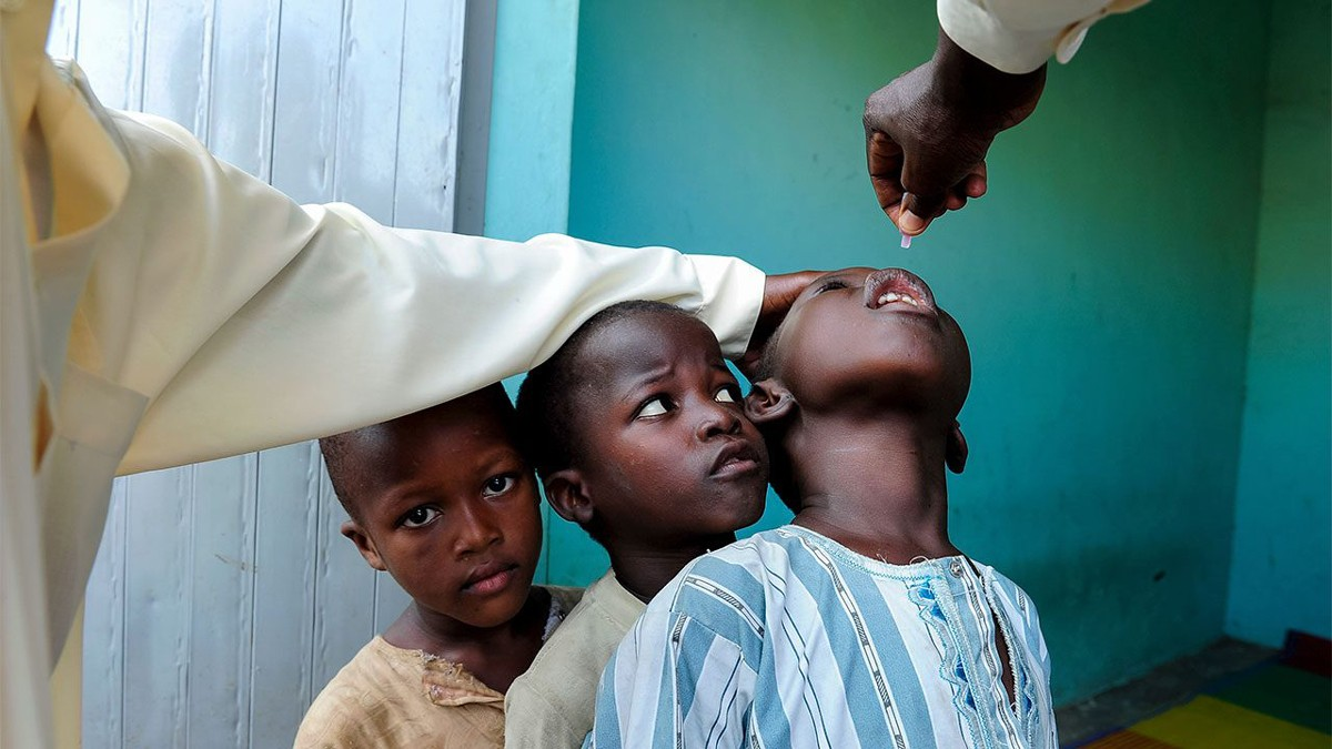Photo of 83,000 children to be vaccinated against poliomyelitis in Mozambique