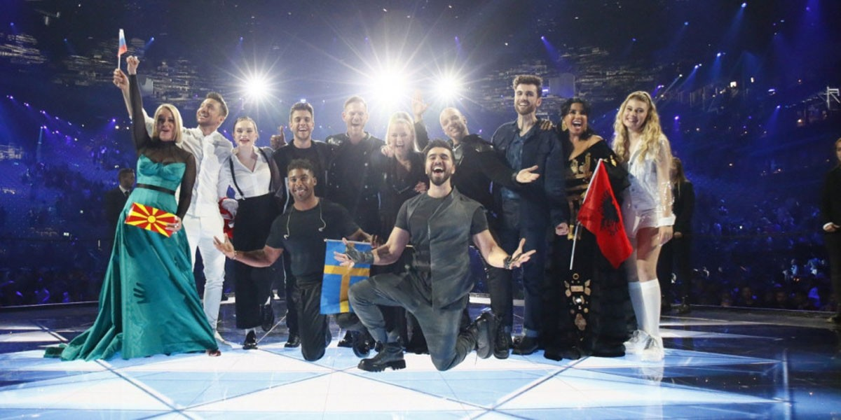 Photo of And ten more on the way to the final of Eurovision