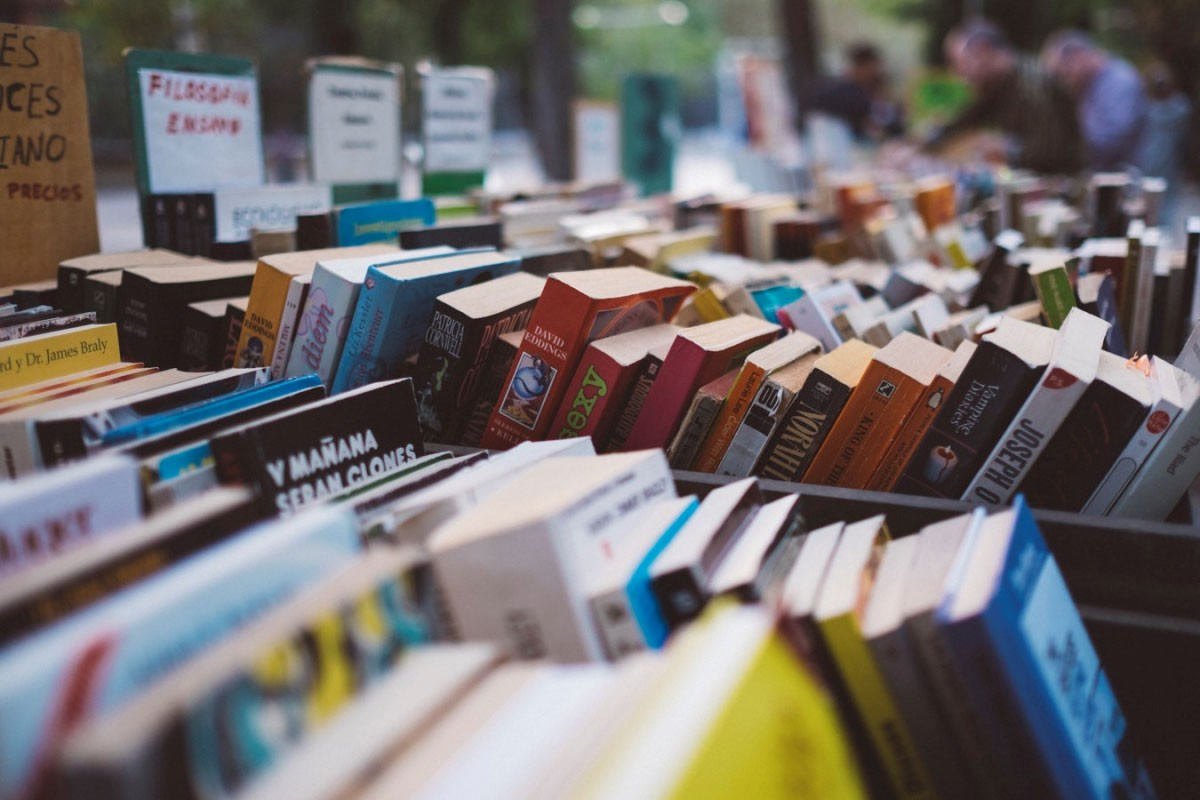 Photo of Porto Book Fair started today
