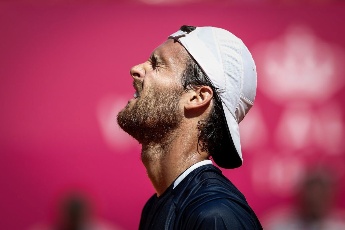 Photo of João Sousa eliminated at the Dubai tournament debut
