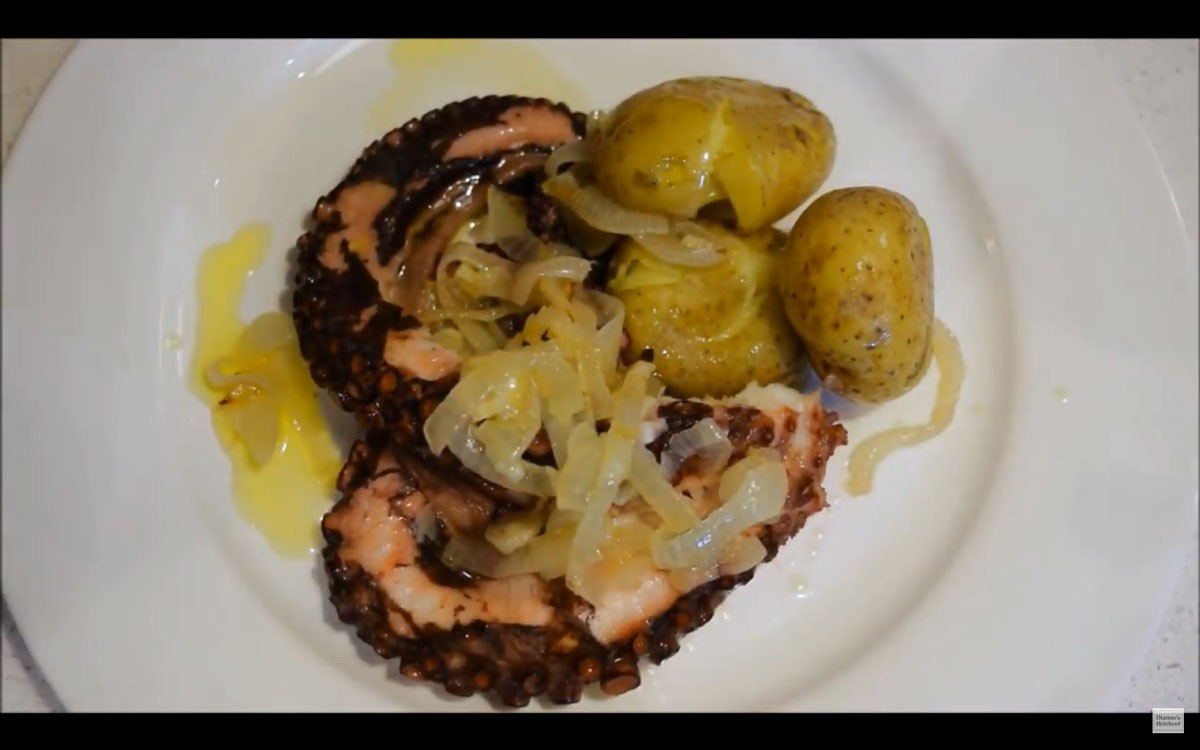 Photo of Portuguese styled octopus | Recipes
