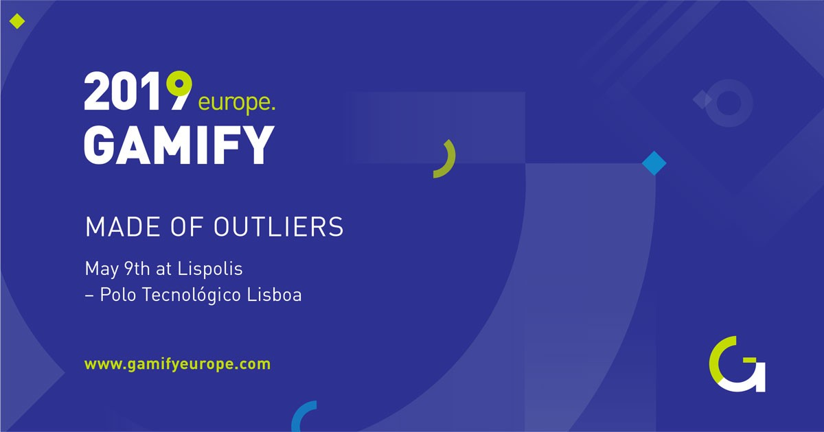 Photo of Gamify Europe'19 | Made of Outliers