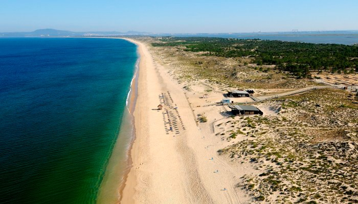 Photo of Portugal with 44 completely clean beaches informs ZERO