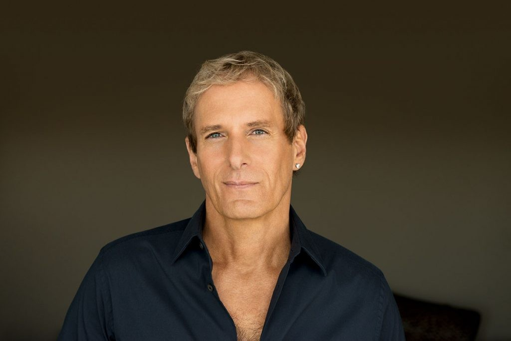 Photo of Michael Bolton in Portugal for 2 concerts
