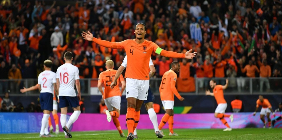 Photo of Netherlands in the final with Portugal