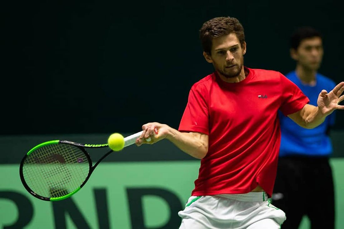 Photo of Pedro Sousa qualifies for Tampere challenger quarterfinals