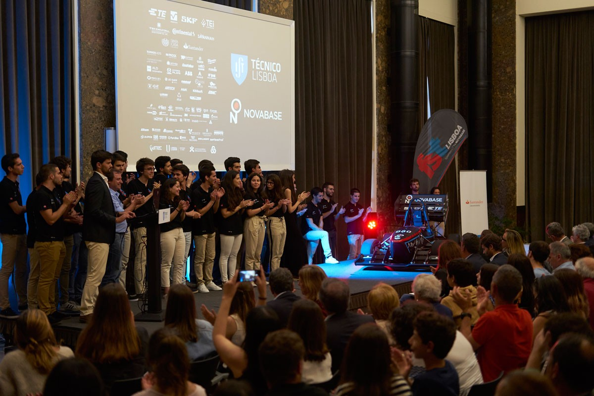 Photo of PR: FST 09e will represent Instituto Superior Técnico in the world's largest competition for engineering students