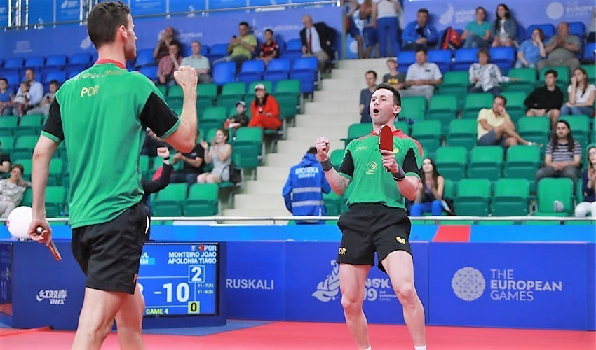 Photo of Men's Table Tennis Conquers Bronze