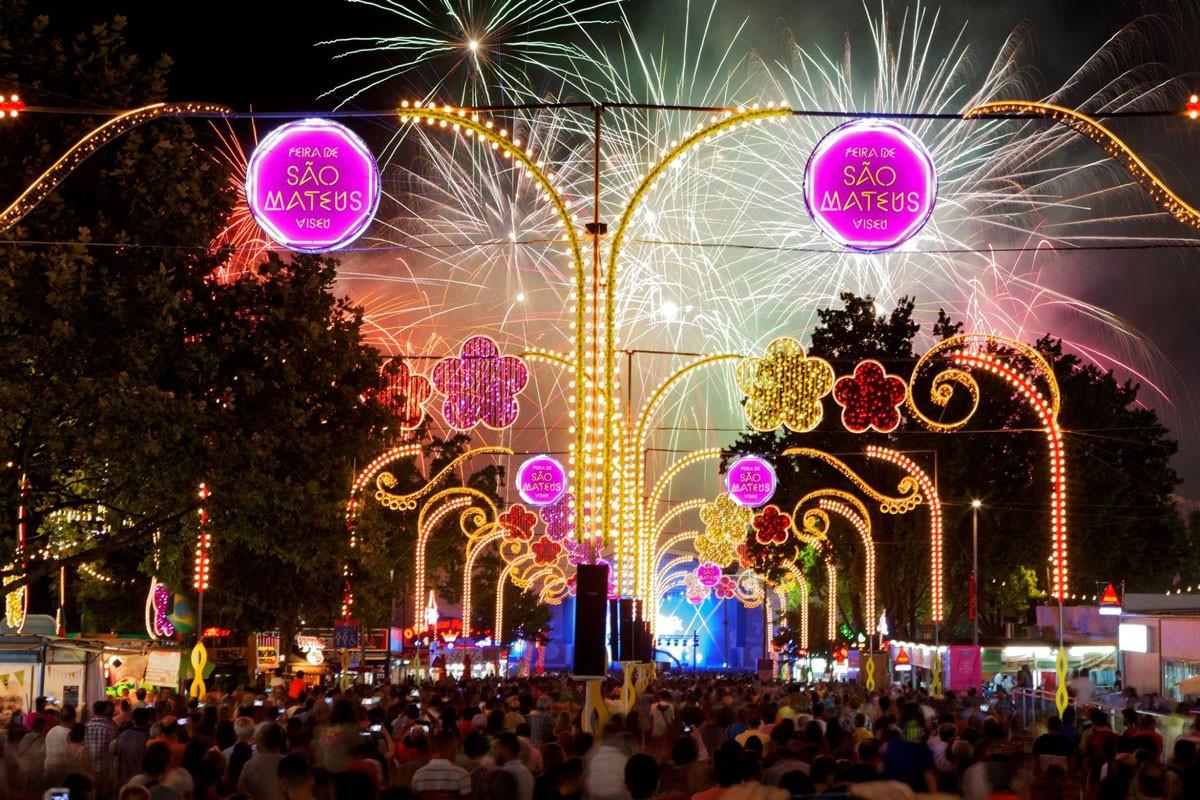 Photo of São Mateus Fair in Viseu starts on August 8
