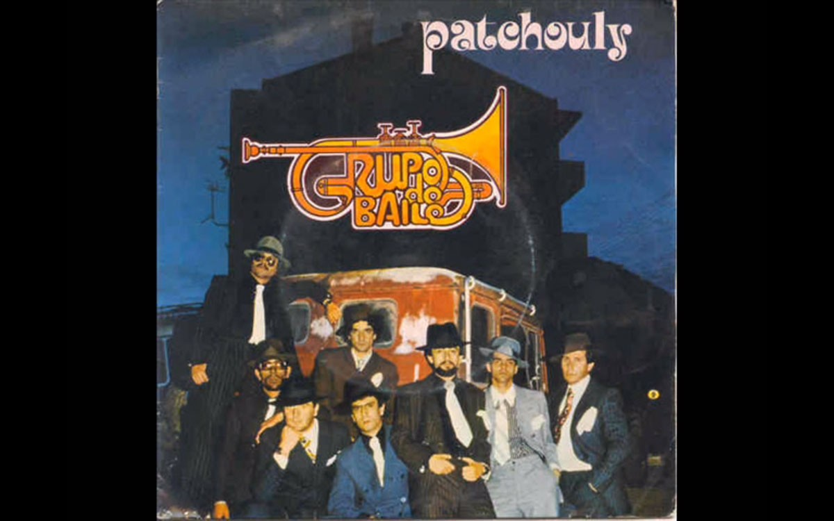 "Photo of Grupo de Baile – ""Patchouli"" 