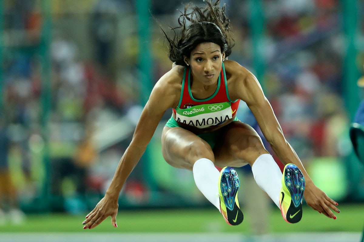 Photo of Patricia Mamona seventh in triple jump of the Oslo meeting