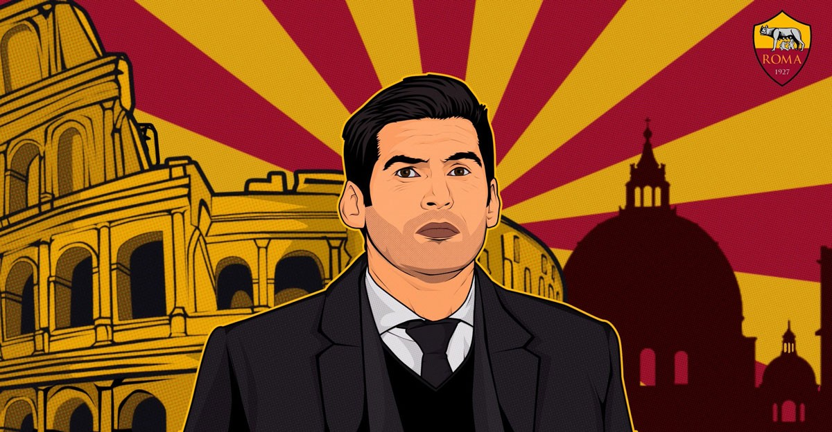 Photo of Paulo Fonseca takes charge of AS Roma