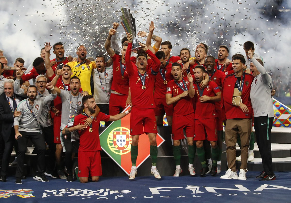 Photo of Portugal wins the Nations League