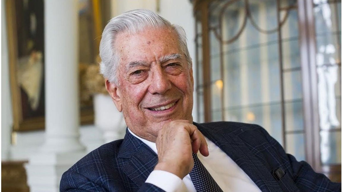 Photo of Vargas Llosa to publish new novel 'Tiempos Resus' in October