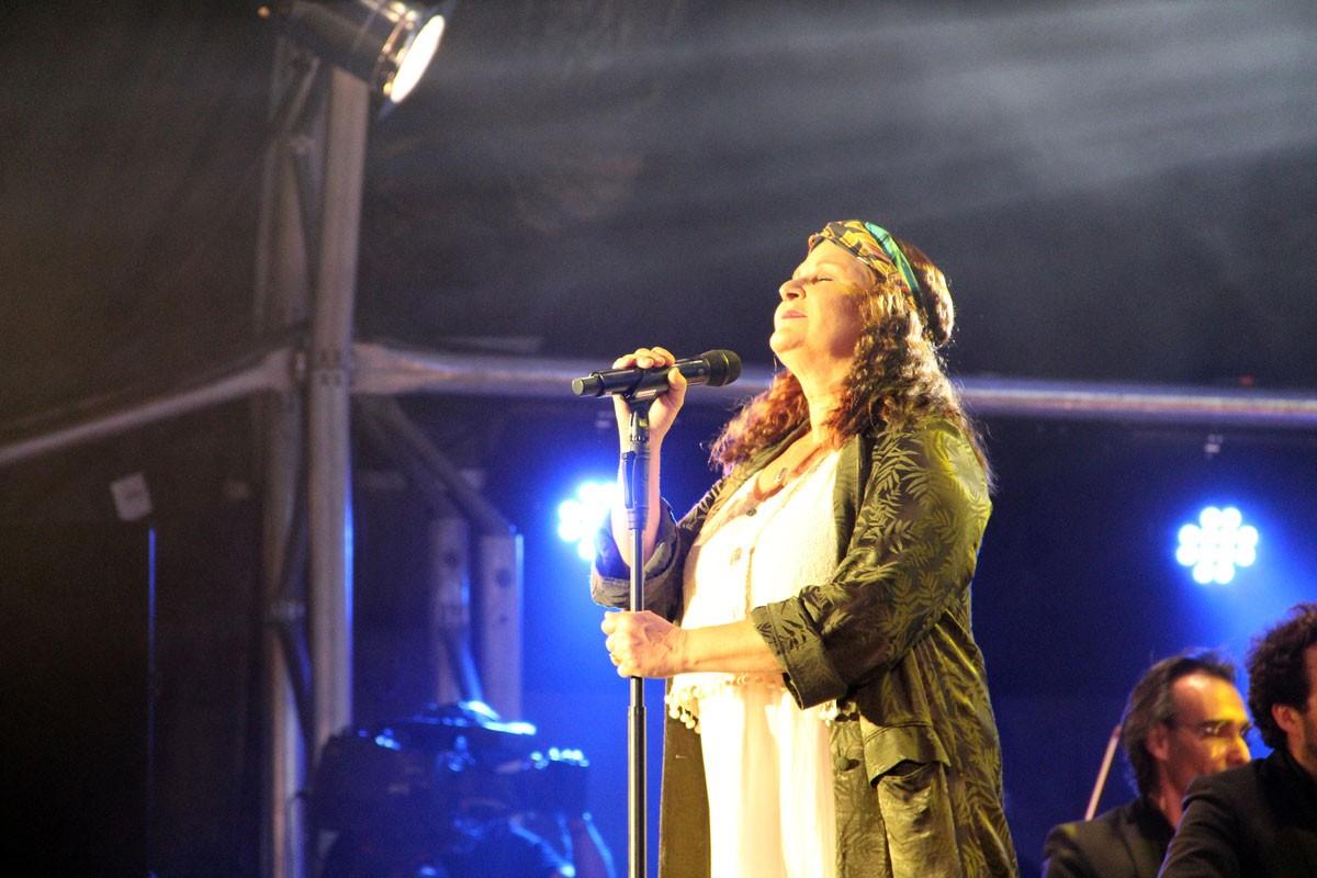 """Photo of Lena d'Água – """"A Culpa é da Vontade"""" (Tribute concert to António Variações)"""