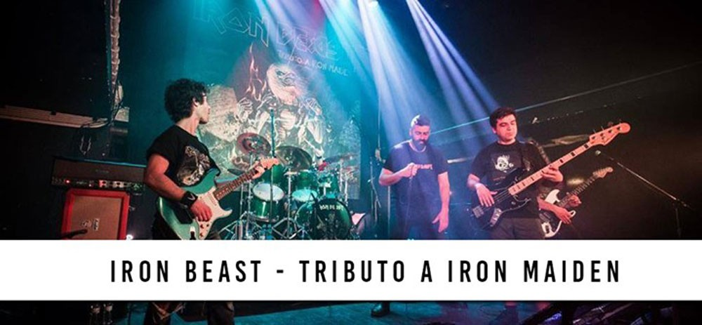 Photo of Iron Beast – Iron Maiden Tribute