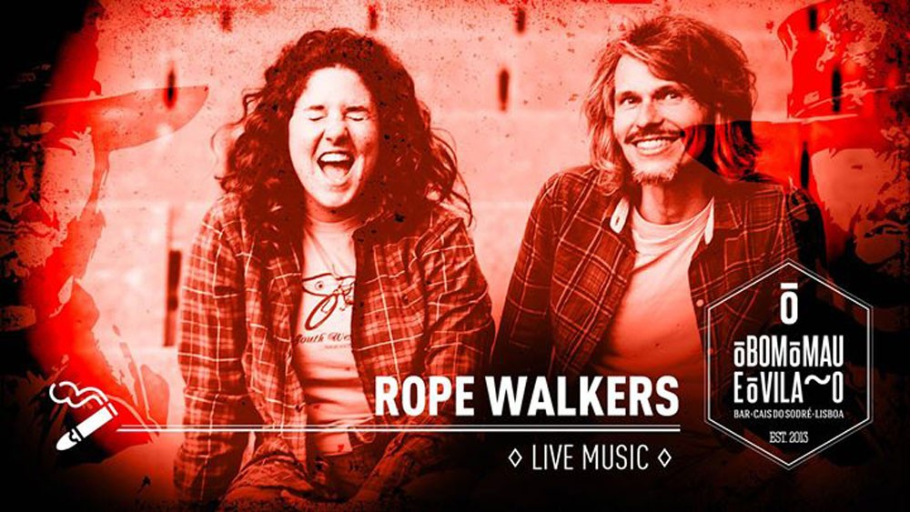 Photo of Rope Walkers | Live Music