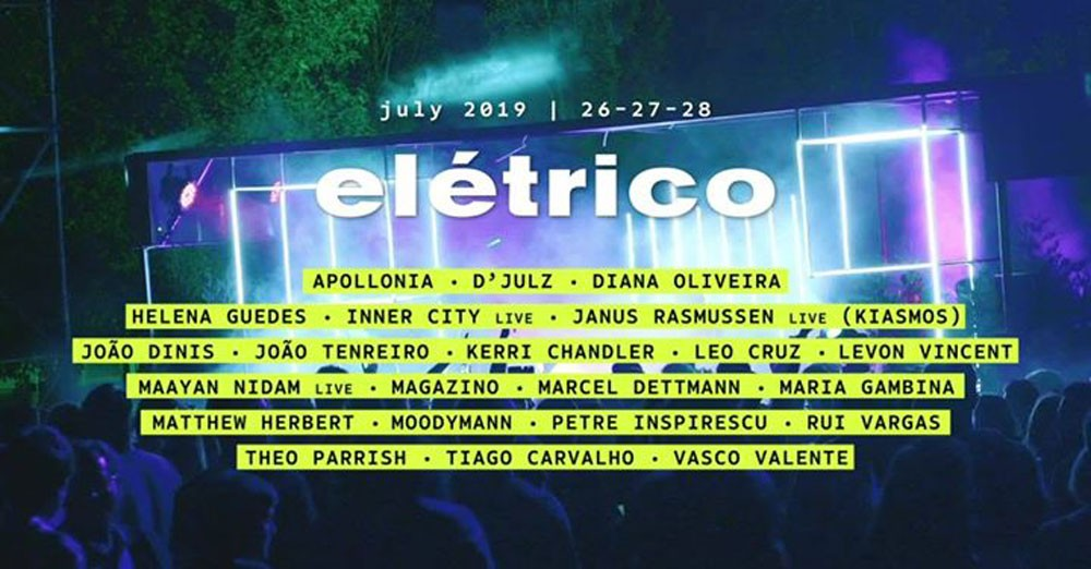 Photo of Elétrico Festival 2019