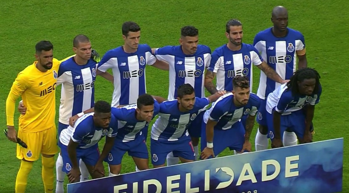 Photo of Porto leave defeated by Monaco in the presentation game