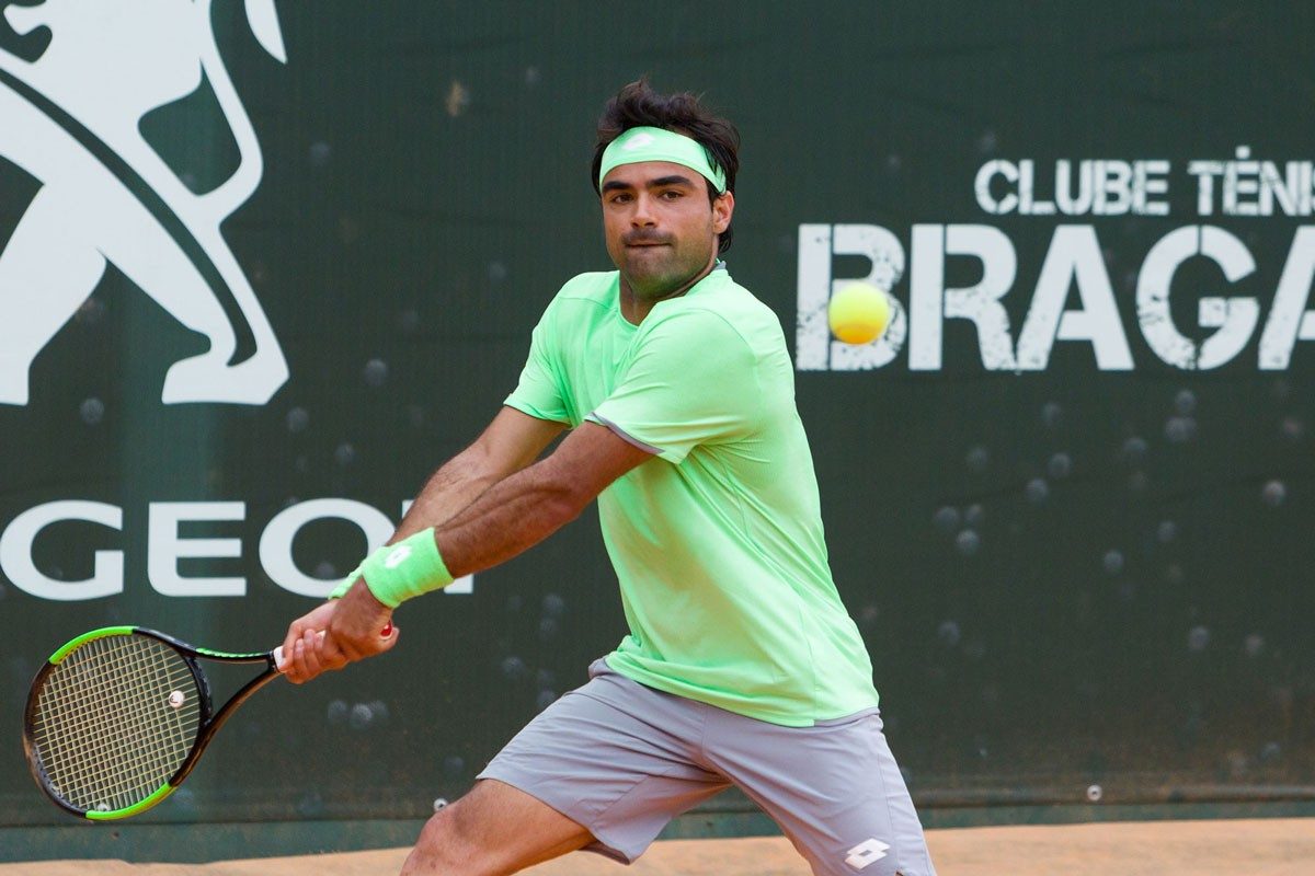 Photo of Frederico Silva qualifies for the quarterfinals of the Prague challenger