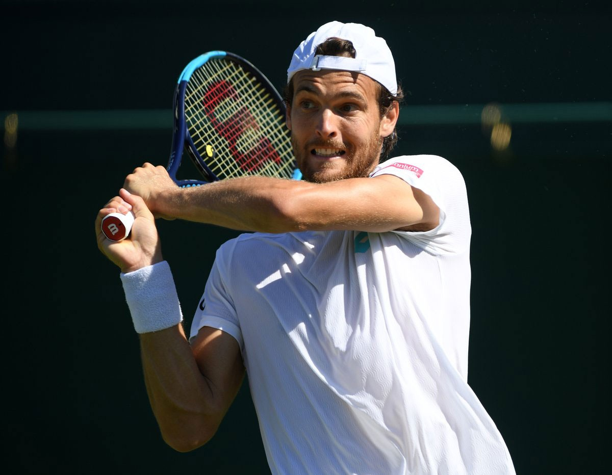 Photo of João Sousa is the first name confirmed in the next edition of Estoril Open