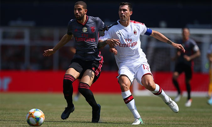 Photo of Taarabt give Benfica victory against Milan