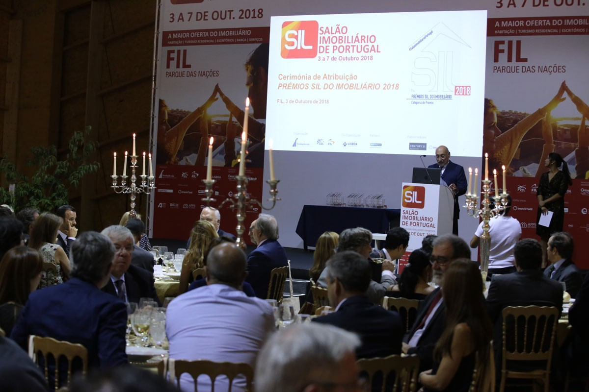 Photo of SIL awards 2019 distinguish excellence in real estate in Portugal