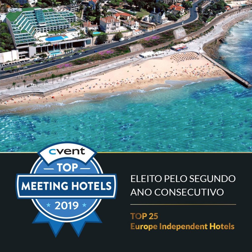 Photo of Hotel Cascais Miragem awarded the CVENT'S Top 25 Europe Independent Hotels
