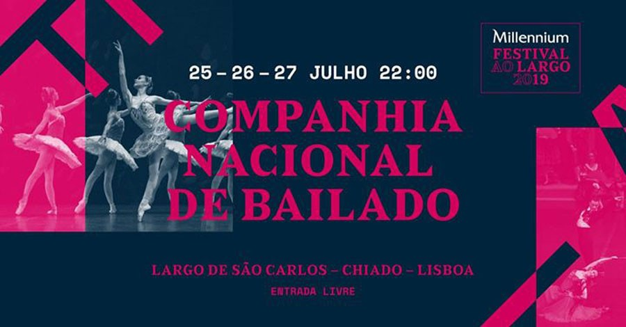 Photo of Companhia Nacional de Bailado – 11.º Festival ao Largo