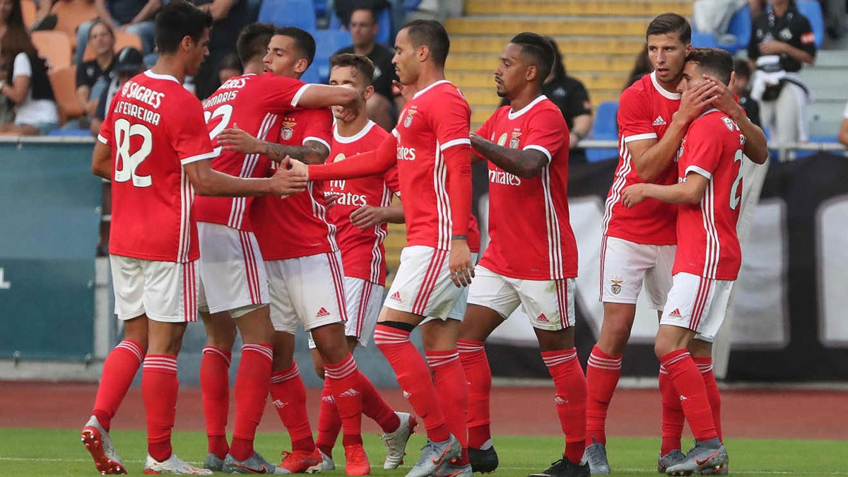 Photo of Benfica adds new thrashing in first US test