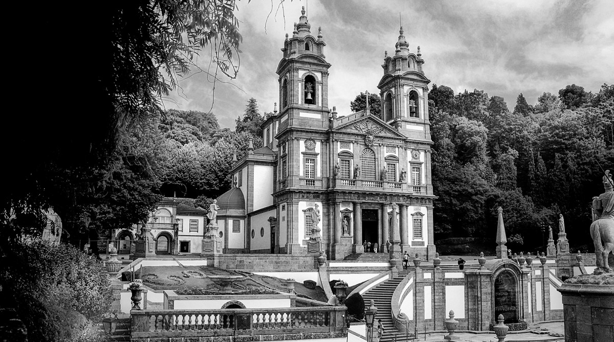 Photo of Sanctuary of Bom Jesus is UNESCO World Heritage Site