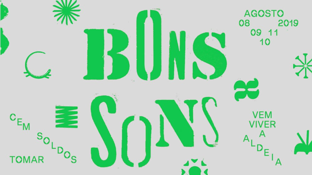 Photo of BONS SONS 2019 🗓 🗺