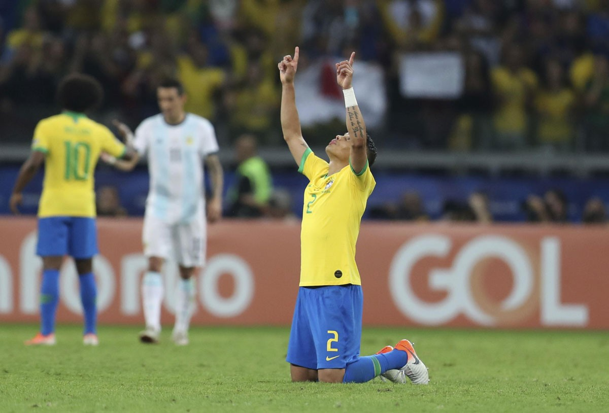 Photo of Brazil beats Argentina and qualifies for the Copa America final