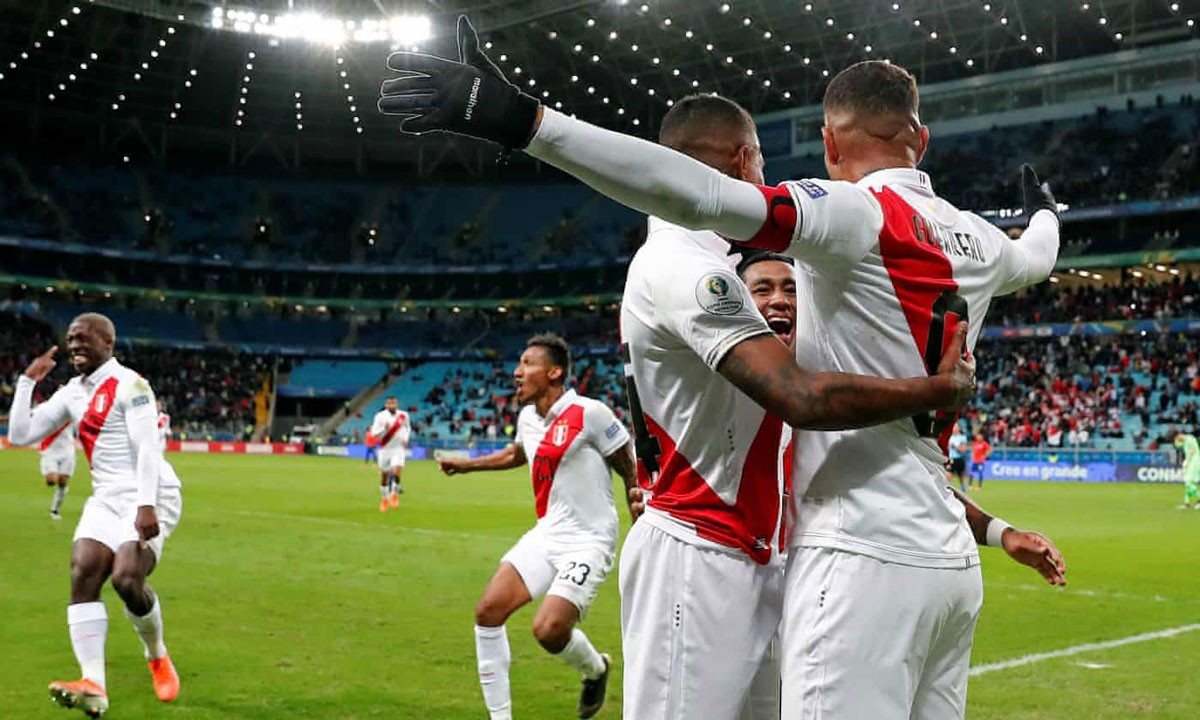 Photo of Peru beats Chile and plays Copa America final with Brazil