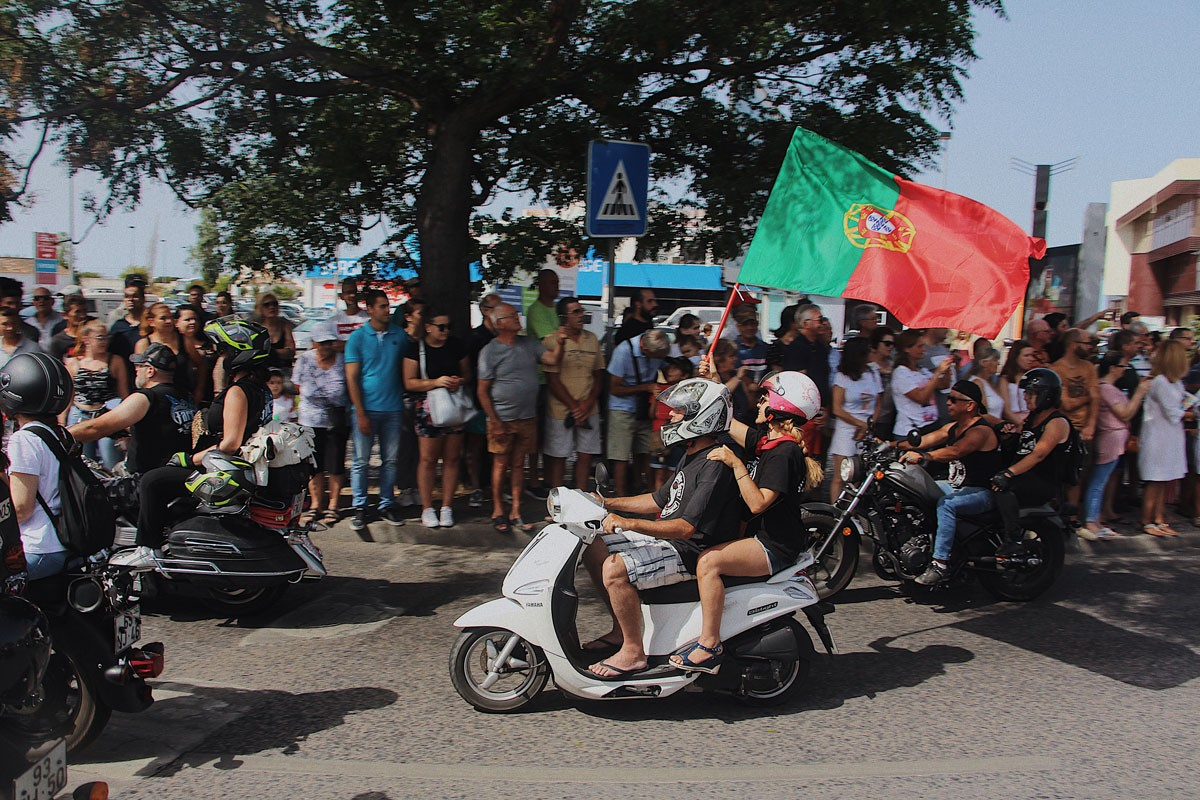 Photo of International Motard Concentration Parade in Faro