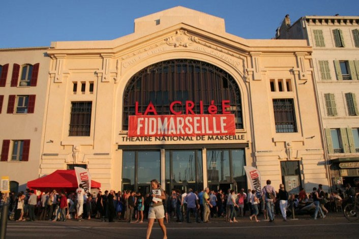 Photo of FIDMarseille with 'Fox' and 'Antechamber