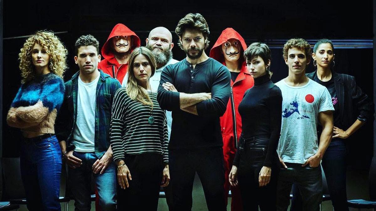 Photo of The new season of 'La Casa de Papel' is already available