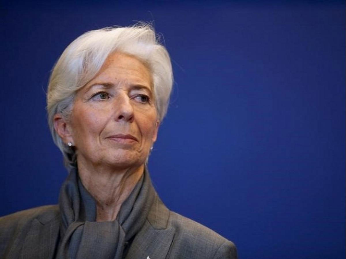 Photo of Lagarde, the first woman to lead the ECB after being the first at the IMF