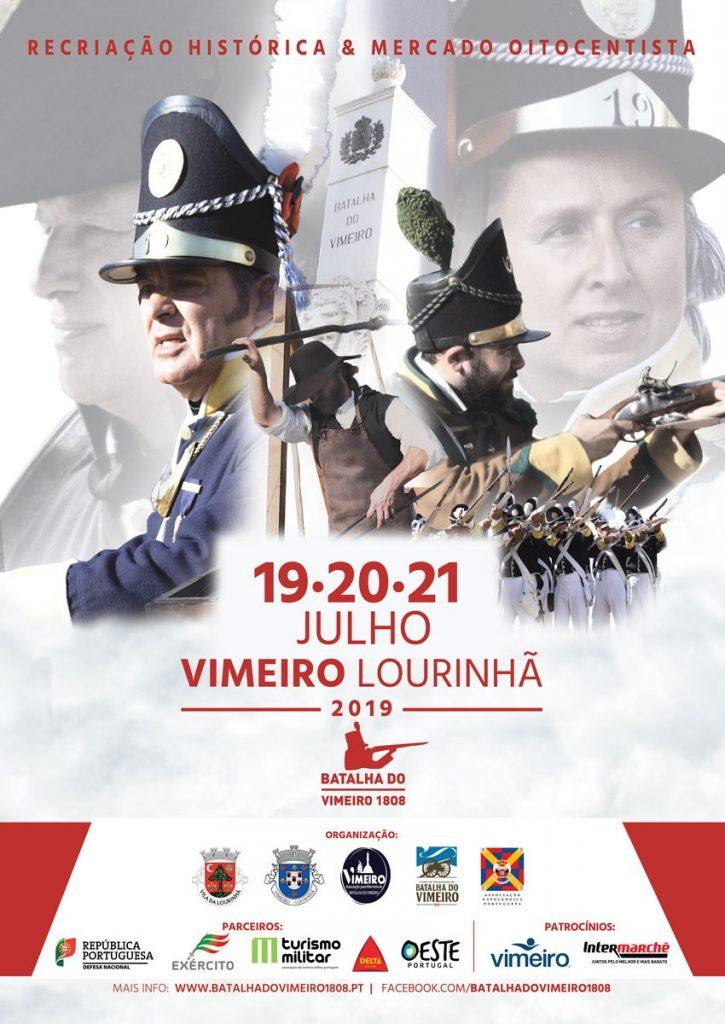 Photo of Lourinhã recalls Battle of Vimeiro on a trip to the 19th century