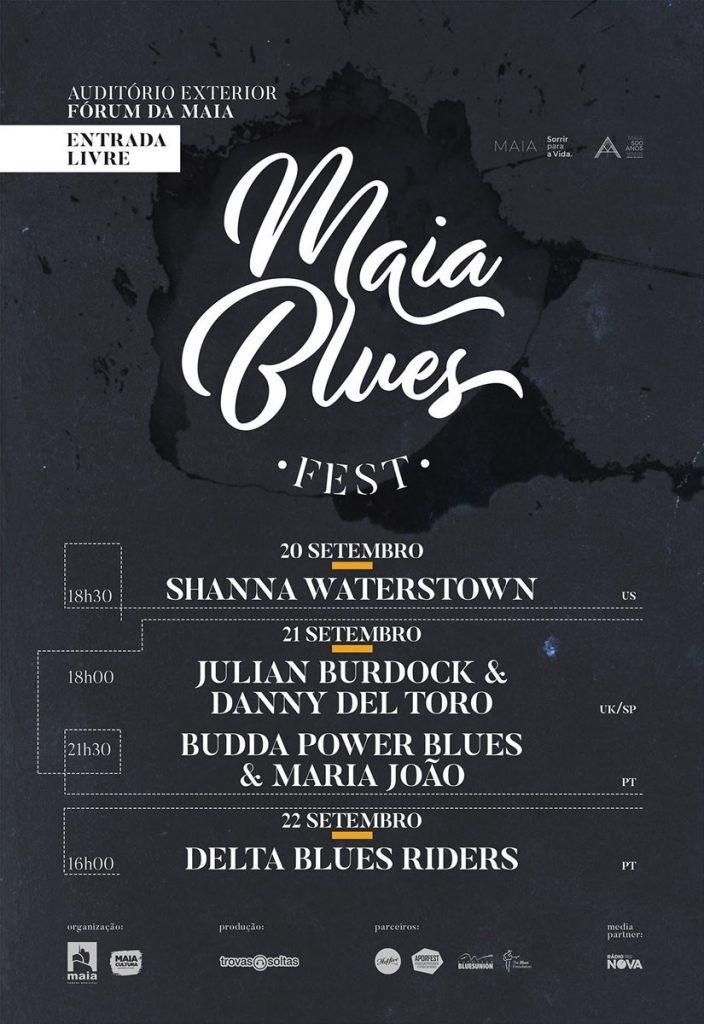 Photo of Maia Blues Fest