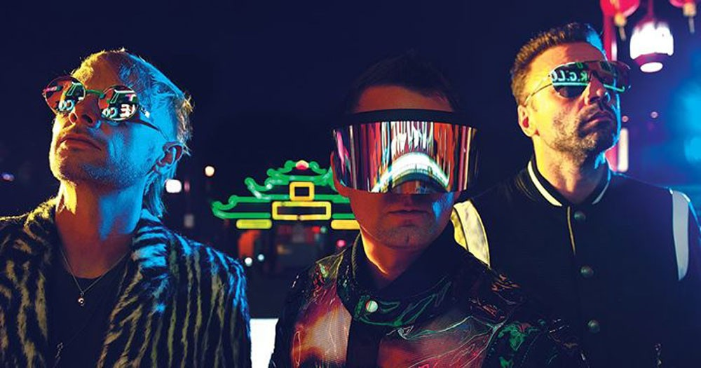 Photo of Muse in Portugal