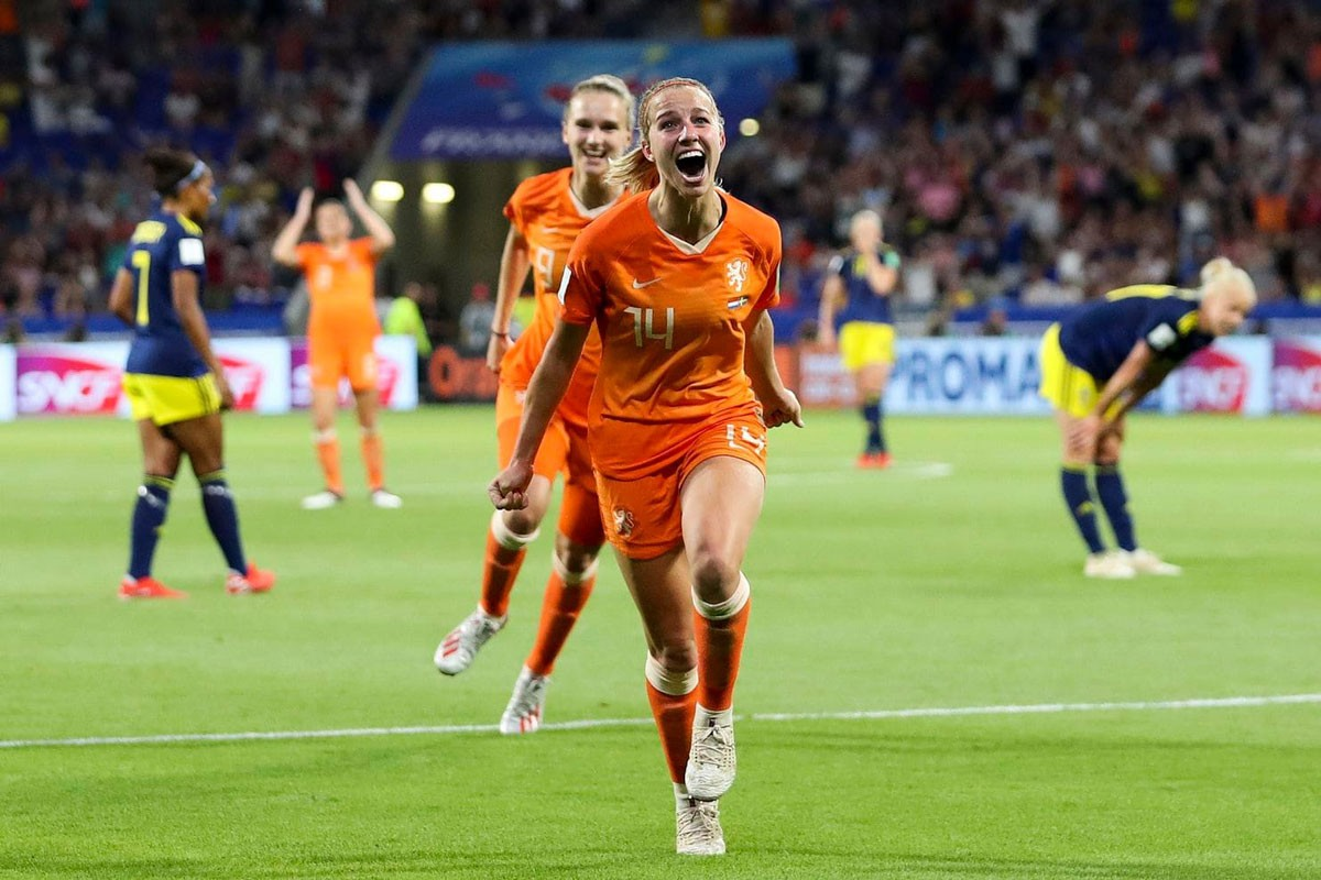 Photo of The Netherlands eliminate Sweden in extra time and marks the place in the final with the USA