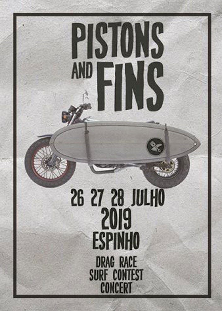 Photo of Pistons & Fins – Engine and Boardculture Festival 🗓 🗺